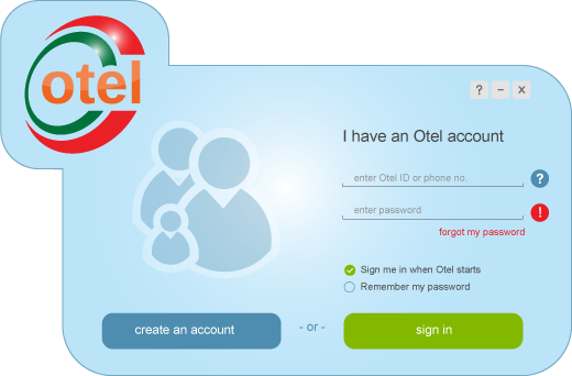 Communicate for Free with Otel for Mac